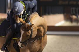 HKM Pro Team Rijlegging 'Equestrian', Siliconen Grip