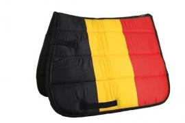 HKM Zadeldek 'Flag Allover', België, Limited Edition