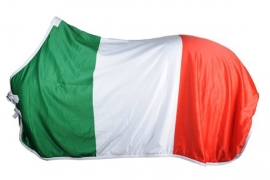 HKM Zweetdeken 'Flags', Italië, Limited Edition