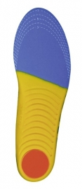Gel inlegzool, maat 35-41