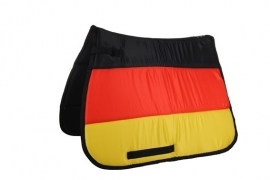 HKM Zadeldek 'Flag Allover', Duitsland, Limited Edition