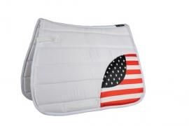 HKM Zadeldek 'Flag Corner', Amerika-U.S.A., Limited Edition