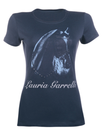Lauria Garrelli T-shirt 'Limoni Horse Strass'
