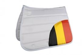 HKM Zadeldek 'Flag Corner', België, Limited Edition