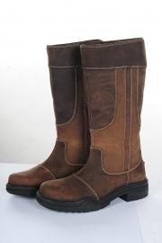 *** HKM Country Fashion 3/4 laarzen 'Dublin', maat 36