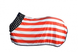 HKM Zweetdeken 'Flags', Amerika, Limited Edition