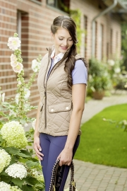 ** Lauria Garrelli Bodywarmer 'Golden Gate'