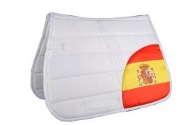 HKM Zadeldek 'Flag Corner', Spanje, Limited Edition