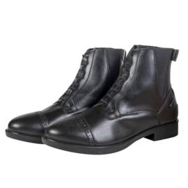 HKM Jodphur schoenen, 'Sheffield Style', Veter- en ritssluiting