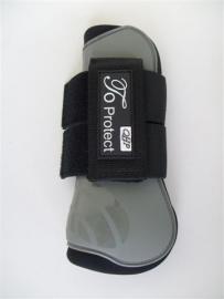 QHP Luxe Peesset `To Protect`, 4-delig, 6 kleuren