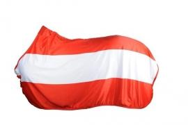 HKM Zweetdeken 'Flags', Oostenrijk, Limited Edition