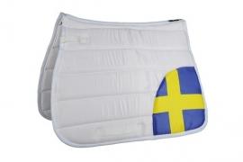 HKM Zadeldek 'Flag Corner', Zweden, Limited Edition