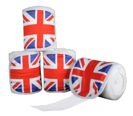 HKM Bandages 'Flags', Engeland, Limited Edition