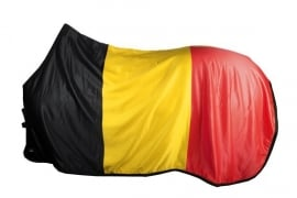 HKM Zweetdeken 'Flags', België, Limited Edition