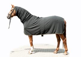 HKM Fleece deken met hals 'Stockholm'