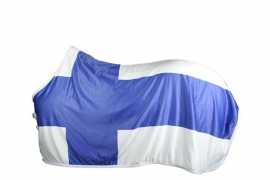 HKM Zweetdeken 'Flags', Finland, Limited Edition