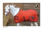 BR `4-Ever Horses` staldeken, 200 gram, 210 D, maat 137