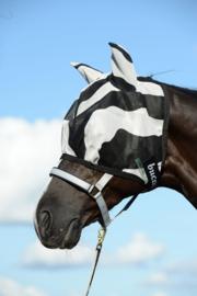 ** Bucas Vliegenmasker 'Buzz-Off Zebra'