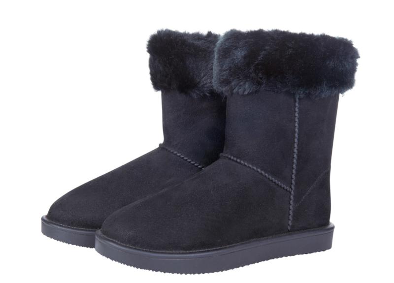 HKM Gevoerde Stalschoen 'Davos Fur' WATERDICHT, Limited Edition