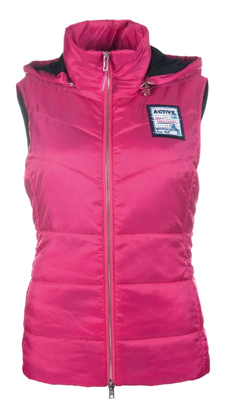 ** HKM Pro Team Kinder Bodywarmer 'Active 19'