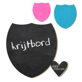 Krijtbord Schild #1 - 20-50-75cm (KR027)