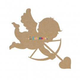 MDF figuur: Cupido (30-50-75-100cm)
