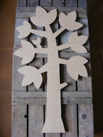 Figuur 100cm Muurboom [M013]