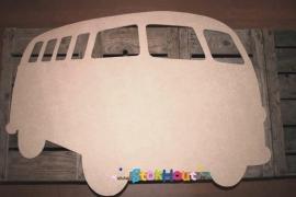 MDF Figuur 100cm `VW bus`