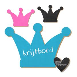 Krijtbord Kroon - 20-50-75cm (KR023)