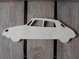 MDF Figuur 30cm `Citroen DX #1`