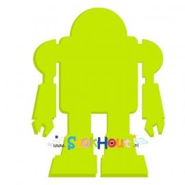 Muurfiguur Robot (30-50-75-100cm)