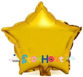 Ster ballon - Goud - 20cm (ST038)
