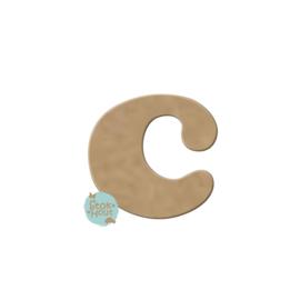 MDF Letter 'c' 10cmx6mm | Koopjeshoek