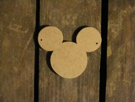 Figuur 10cm Mickey Mouse