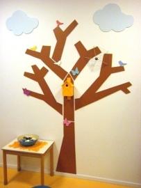 Muurboom Basisschool `De Wensboom` 2meter