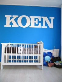"""MDF Letters 50cm `KOEN"""""""