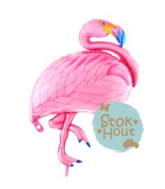 Folieballon Flamingo - 100cm (ST163)