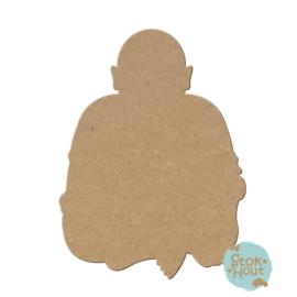 MDF figuur: Boedha #3 (M181)
