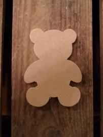 Figuur 15cm Teddybeer