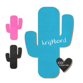 Krijtbord Cactus - 20-50-75cm (KR009)