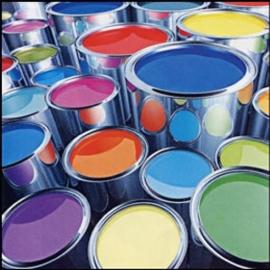 Kleurstalen Basiskleuren
