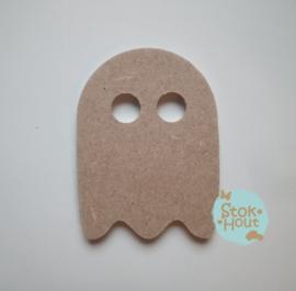 MDF figuur: Spookje #2 (M316)