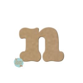 MDF Letter 'n' 10cmx6mm | Koopjeshoek