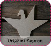 MDF Origami figuren