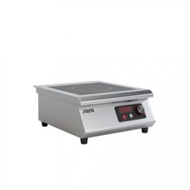 Inductiekookplaat 400 V - 50 Hz - 5 kW