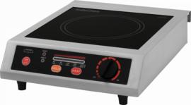 Inductiekookplaat  230 V - 50 Hz - 2,5 kW