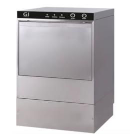 vaatwasmachine met afvoerpomp en zeepdispenser, 50x50, 400V