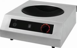 Wok inductiekookplaat 230 V - 50 Hz - 2,5 kW