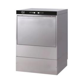 vaatwasmachine elektronisch met afvoerpomp, zeepdispenser en breaktank, 50x50, 230V