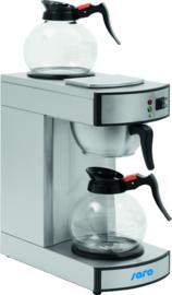 Koffiemachine | Koffieapparaat Kannen : 2 x 1,8 ltr.